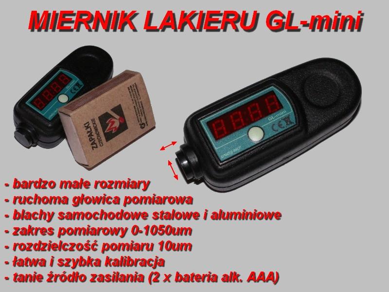 miernik lakieru GL-mini