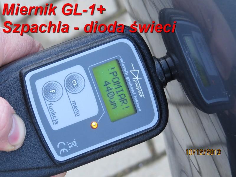 miernik grubości lakieru GL-1+