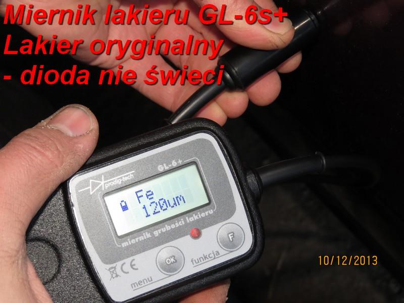 miernik grubości lakieru GL-6s+