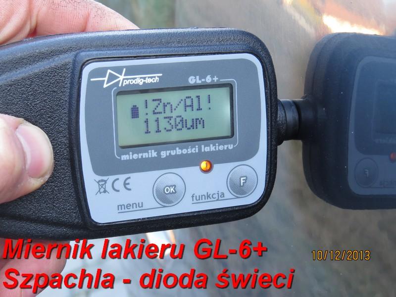 miernik grubości lakieru GL-6+