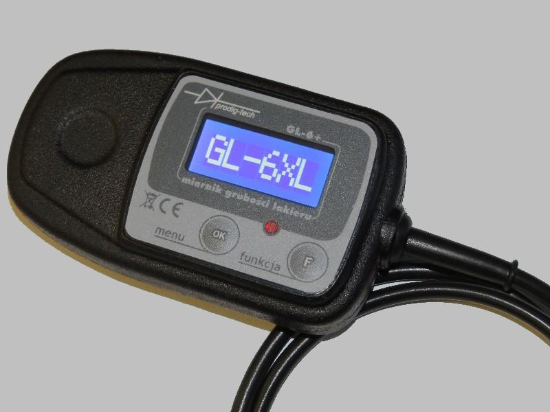 Miernik grubo�ci lakieru GL-6XL